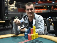 Tyler Payne Captures First Gold Ring with WSOP Circuit Horseshoe Hammond $1,250 No-Limit Hold'em Win