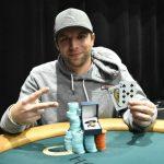 William Watson Takes Down WSOP Circuit Horseshoe Hammond $400 No-Limit Hold'em 6-Handed