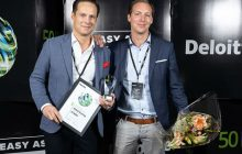 Gambling Company Global Gaming Tops Deloitte's Sweden Technology Fast 50 List