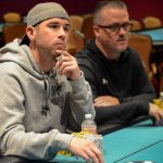 Michael Hubbard Assumes Overall Chip Lead after WSOP Circuit Harveys Lake Tahoe Main Event Day 1B