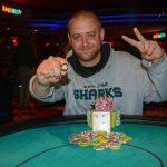 Scott Sanders Wins 2nd WSOP Circuit Gold Ring at Harveys Lake Tahoe, Takes Down Main Event