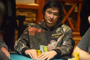 Stephen Song Hops Into Final Day of WSOP Circuit Harveys Lake Tahoe Main Event as Chip Leader