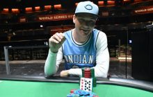 Jake Bazeley Claims His Second WSOP Circuit Harrah's Cherokee Main Event Title