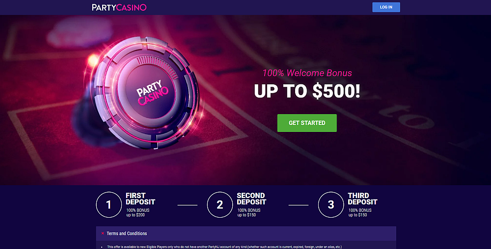 PartyCasino Is Surely The Best Place To Party Hard