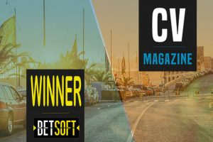 Betsoft Notches Big Win at CV Magazine's Media Vision Awards