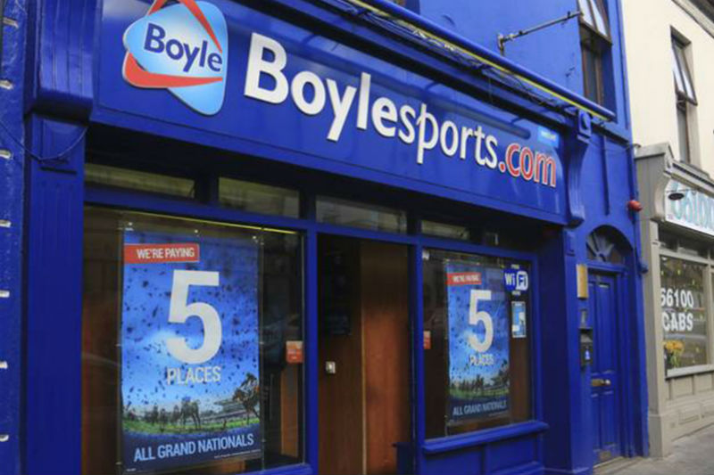 Boylesports betting shops in england bitcoins per block chart for zone