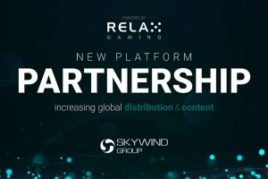 Relax Gaming Signs Skywind Group as Latest Casino Content Partner 1
