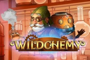 Relax Gaming Concocts and Serves Up Wildchemy Slot 1