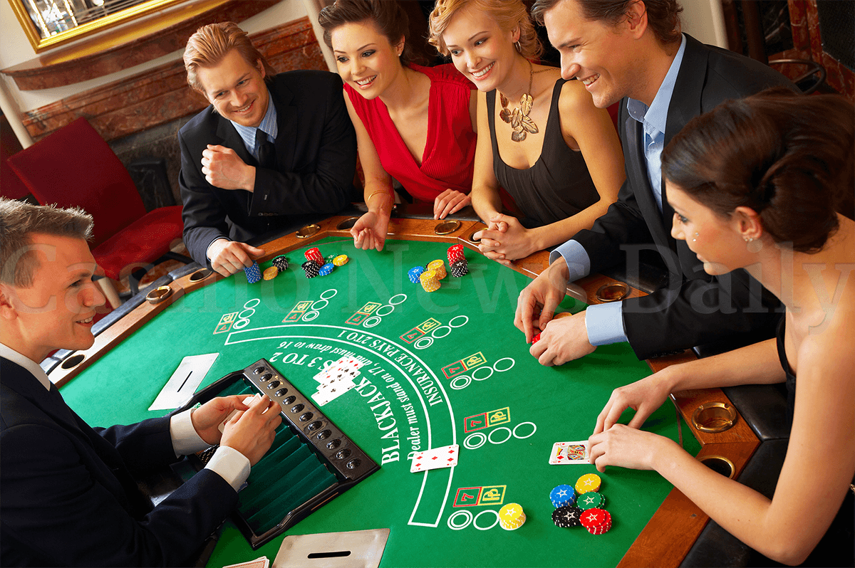Where To Play Blackjack In Vegas