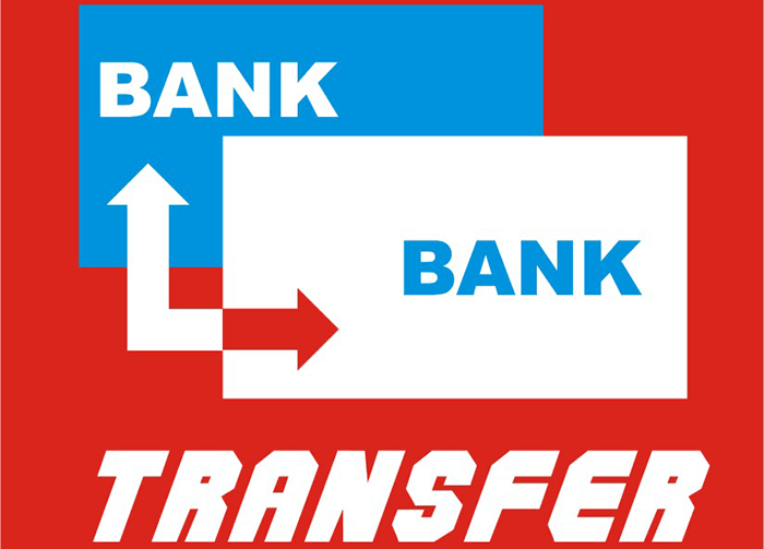 Bank transfers / starblucks cf