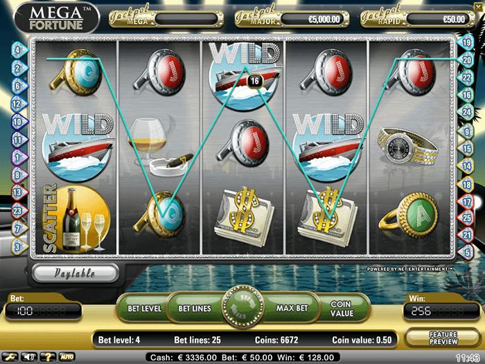 Spiele Mega Fortune - Video Slots Online