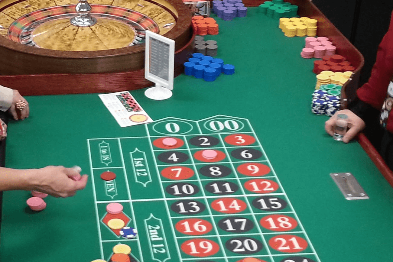 roulette vegas betting rules