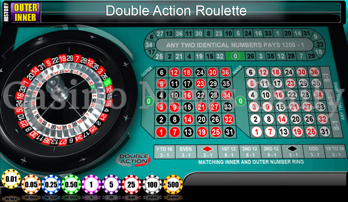 double action casino