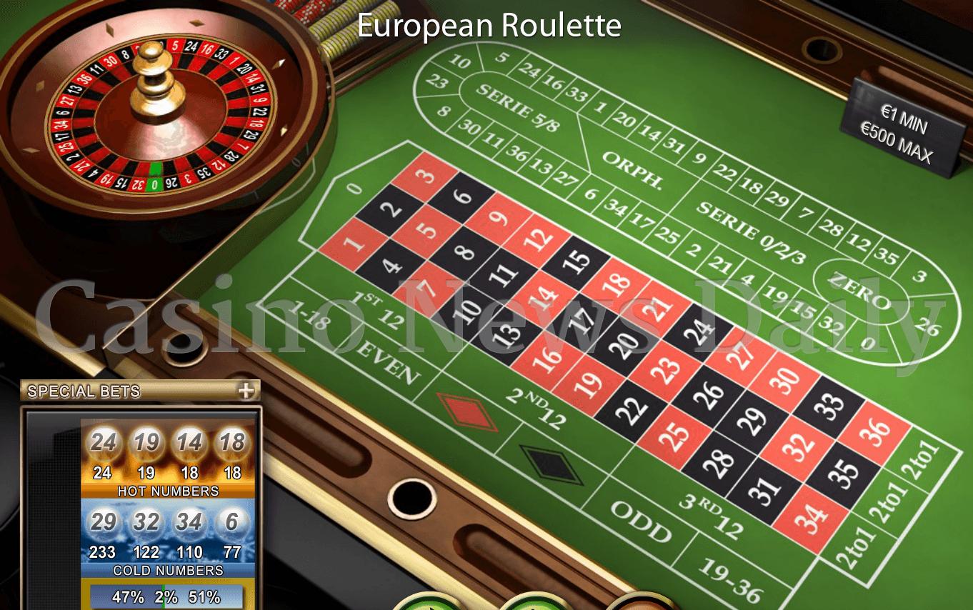 Casino roulette spiel