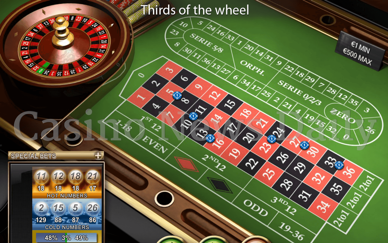classic roulette tips
