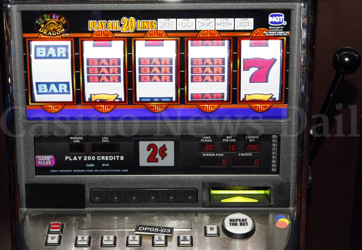Trick To Winning On Slot Machines