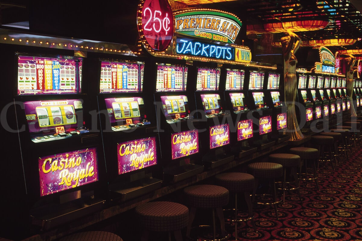 How to make a jackpot slot machine
