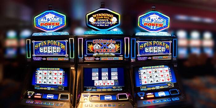 Free Slot Machine Video Poker