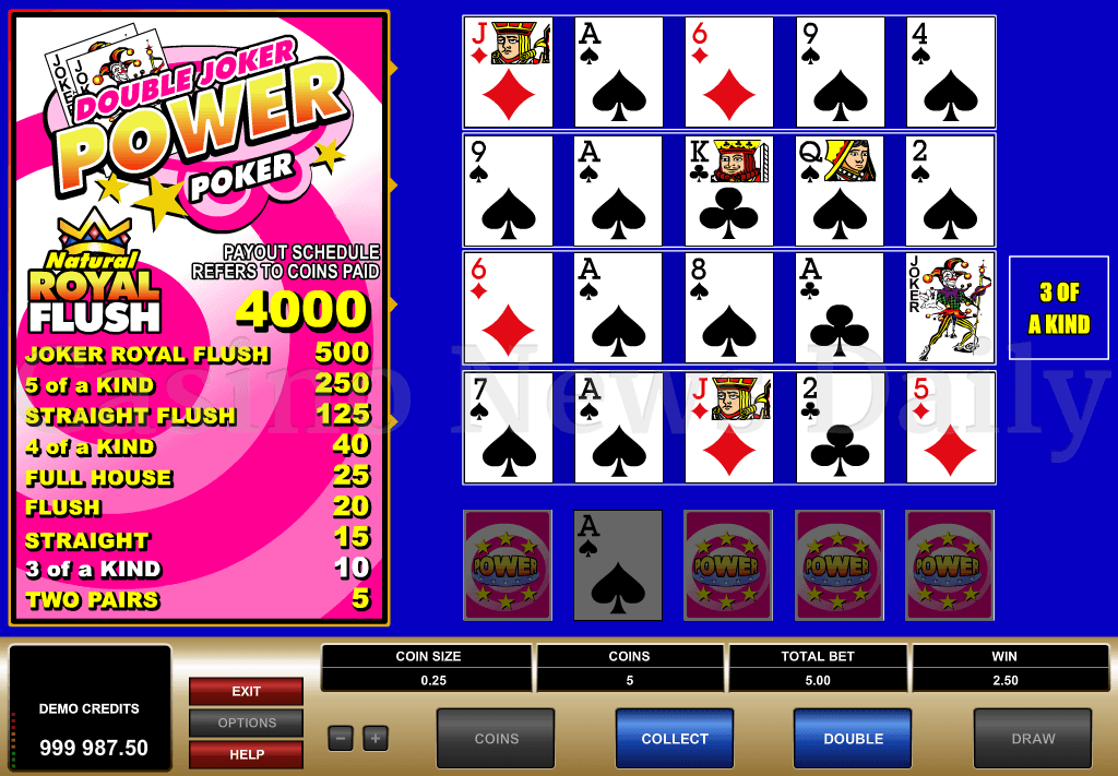 Multiple hand video poker machines software per battere roulette online