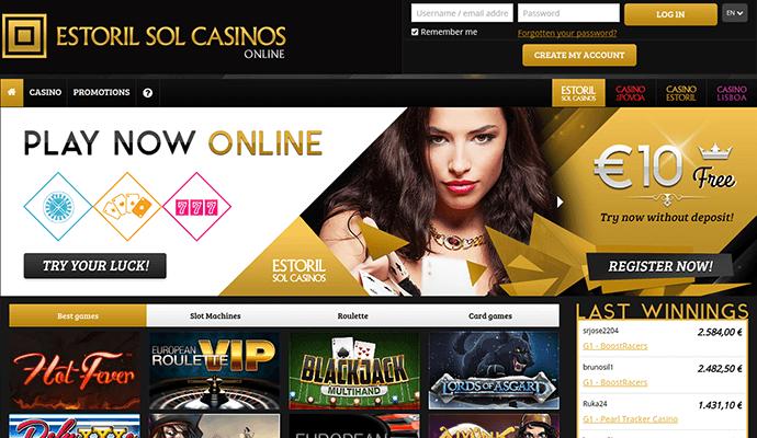 Estoril Sol Casino
