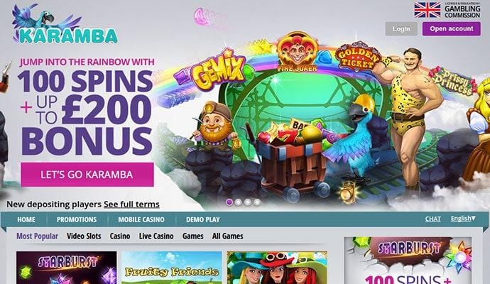 karamba online casino casino and gaming