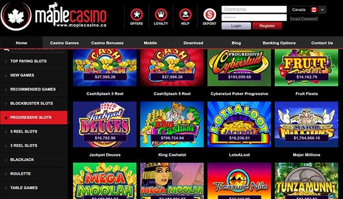 Maple Casino Expert Review ᐈ Get 100% Up To $500 Bonus