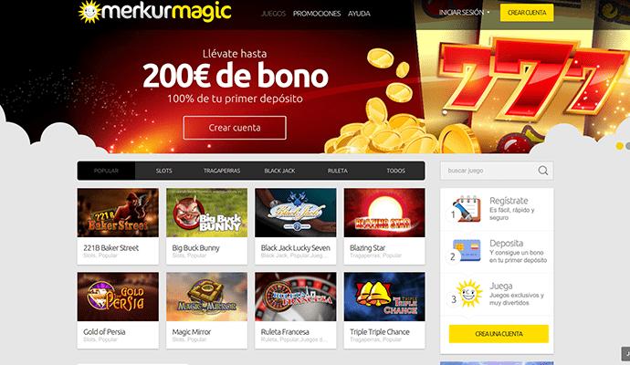 online casino merkur online casino review