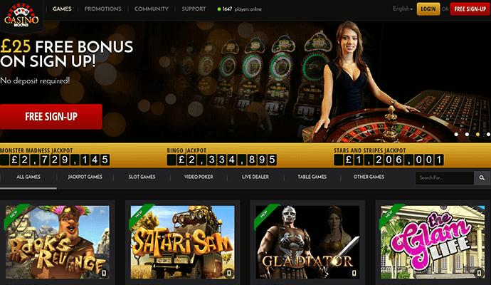 Gratis Spilleautomater Gaming Club