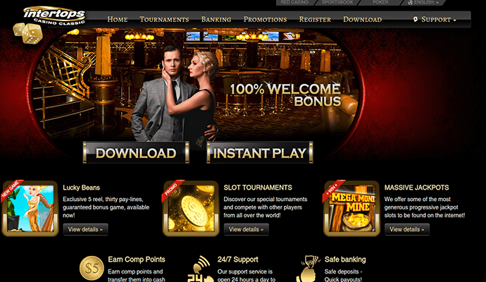when was the first online casino established