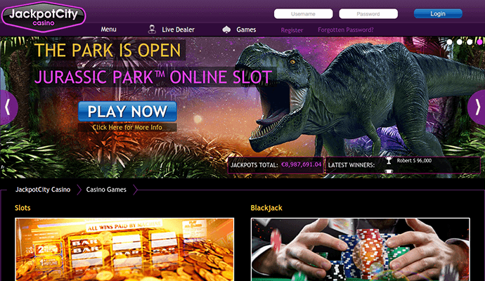 jackpotcity online casino book of ra casinos