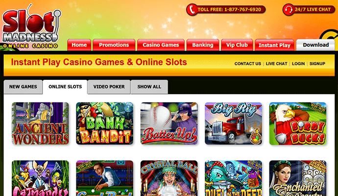 slot online games payment methods