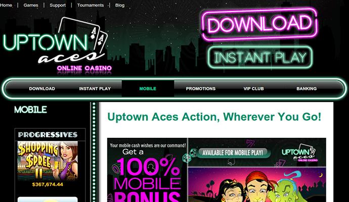 Uptown Ace Casino